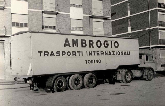 Ambrogio Trasporti - Foto storia