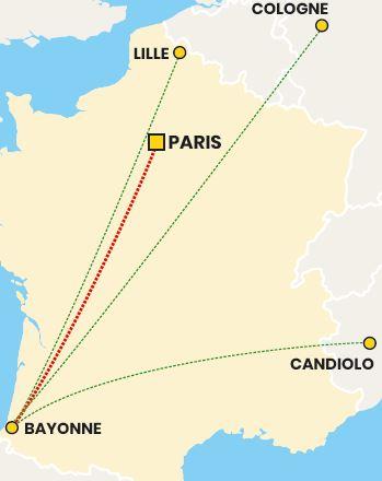 Mappa collegamento 5