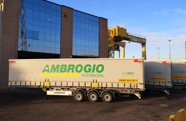 Ambrogio Intermodal new equipment