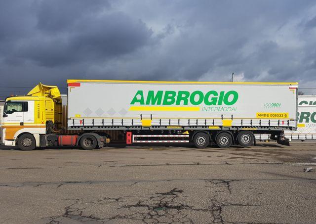 Ambrogio - cassa mobile porta coils -