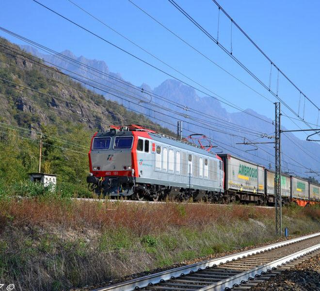 Mercitalia Rail Ambrogio Intermodal
