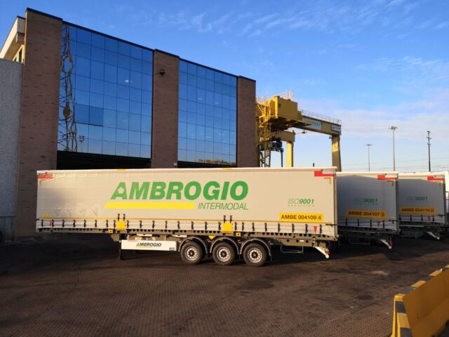 Ambrogio Kaessbohrer new equipment -